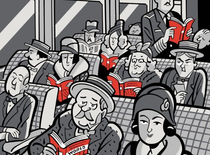 Autori ed editori uniti nella truffa (e nella fuffa), un racconto inedito di Fitzgerald