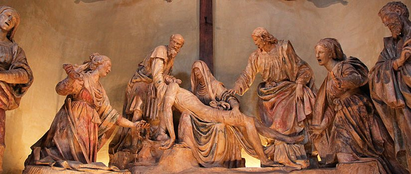 """""""Guai alle statue antiche se questa creta diventasse marmo"""". Parola di Michelangelo"""